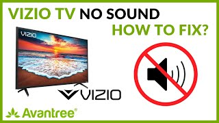 VIZIO TV No Sound (Digital Optical) - How to Fix it?