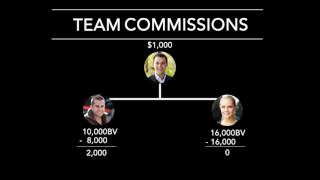 iGalen Compensation Plan