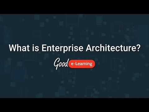 What is Enterprise Architecture? (Enterprise Architecture Training ...