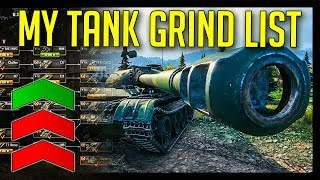 ► What am I Grinding? - World of Tanks Gameplay