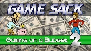 Gaming on a Budget 2 - Game Sack