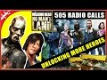 The Walking Dead No Man's Land : 505 RADIO CALLS - UNLOCKING MORE HEROES !