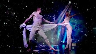 Most beautiful mesmerising dance from duo and romantic modern ballet.