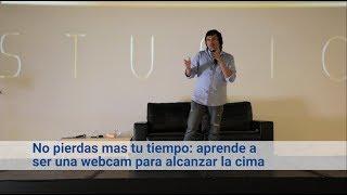 Conferencia: El éxito no lo es todo en la webcam, pero aprende a alcanzarlo