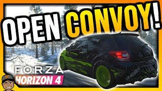 Forza Horizon 4 Live: Open Lobby In The Citroen DS3 Racing!