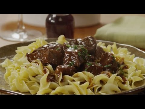 How to Make Beef Tips | Beef Recipes | AllRecipes