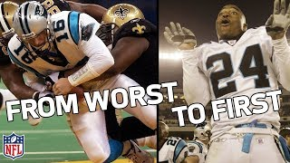 Every Team to Go From Worst to First in Their Division Since 2003 | NFL Highlights