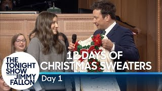 12 Days Of Christmas Sweaters 2019: Day 1