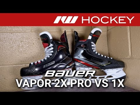 Download Bauer Vapor 2x Pro Ice Hockey Skates Product Review Video