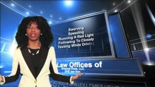 Call on Atty SHEquel Ross if pulled over by the police. 855-5-SHE-law #SHElaw