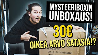 TÄMÄ OLI VIRHE! - Mystery Box Unboxing