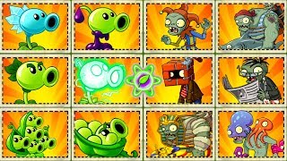 Plants vs Zombies 2 Walkthrough Mod All Peas vs Zombies Power UP Gameplay PVZ 2 Mod