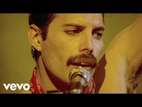 Queen - We Are The Champions (Official Live Video)
