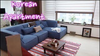 Korea Apartment Tour 3 Rooms