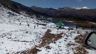 preview picture of video 'On the way to bumla pass'