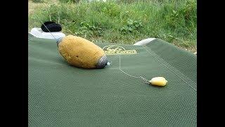 Как варить кукурузную кашу для рыбалки
