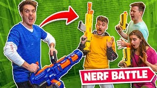 CLICK PLAYS NERF BATTLE ROYALE!