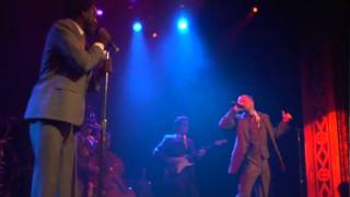 """Theoretics ft. Renaissance The Poet performing """"Can't Turn Back"""""""