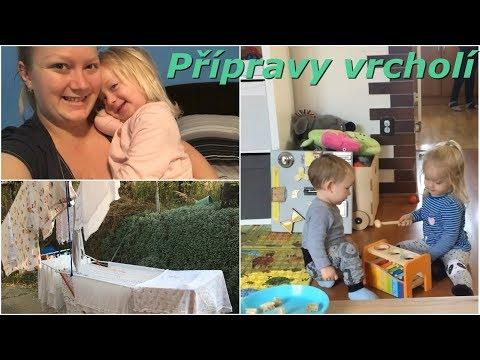 Přípravy na miminko vrcholí | MamaVlog