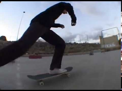 Tenerife DIY clip with Schiffl and friends - Reell Teamriders