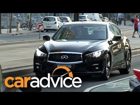 Infiniti Q50 Hybrid S Review