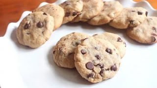 best chocolate chip cookies recipe no butter