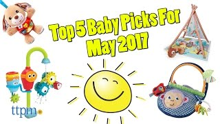 Top 5 Baby Gear in May 2017