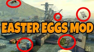 HUTING FOR EASTER EGGS!  MOD 1/2 (WoT Blitz #14)