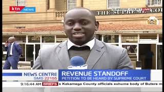 Supreme Court of Kenya to hear revenue standoff case