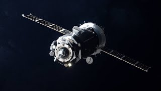 Soyuz MS-16 Docking LIVE - ISS Expedition 63