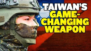 Taiwan Arms Sale Could 'Destroy Half of Any Chinese Invasion Force' thumbnail