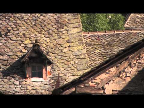 De l'art roman aux Princes de Monaco, l'histoire du patrimoine du Carladez: des châteaux, églises, villages médiévaux en Aveyron,
