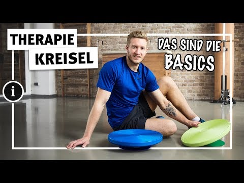Therapiekreisel | Produktvorstellung | Sport-Thieme