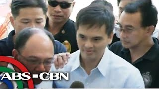 Cedric Lee, Zimmer Raz transferred to Camp Bagong Diwa