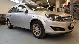 Дежавю! Opel Astra h! Второй раз на грабли? Кот в мешке!