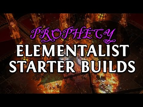Beginners Build options? :: Path of Exile Obecné diskuze