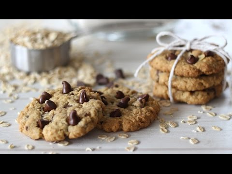 Download Oatmeal Cookie Recipe | How To Make Oatmeal Cookies HD Mp4 3GP Video and MP3