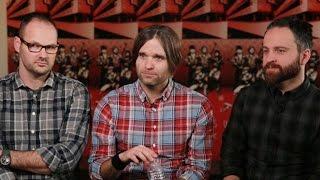 "Saturday Sessions: Death Cab For Cutie performs ""Black Sun"""