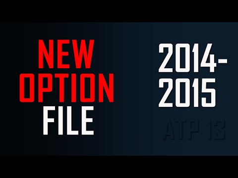 PES 2013 Option File For PESEdit 2013 Patch 6.0 By B. Molina