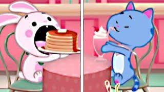 Bunny Pancake, Cat Milkshake (Unofficial PC Game) Wreck It Ralph 2