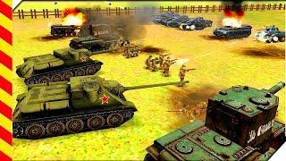 Танки против танков - мультик игра. Сражения стальных монстров. Танки анимация для мальчиков