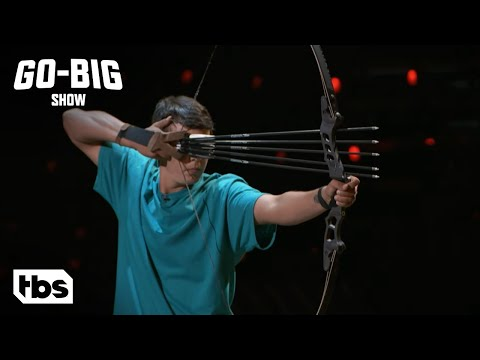 The Performance of This Archer Left Everyone Stunned