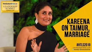 #HTLS2019: Kareena Kapoor Khan On Taimurs Stardom; Career After Marriage