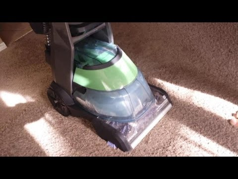 Review & How to Use Bissell 2X DeepClean Professional Pet carpet cleaner