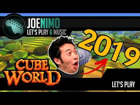 CUBE WORLD 2019 #01 | Update po 6 letech Pog | CZ/SK