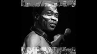 Fela Kuti   Unknown Soldier