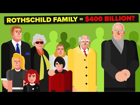 , title : 'Is The Rothschild Family The Richest In The World?