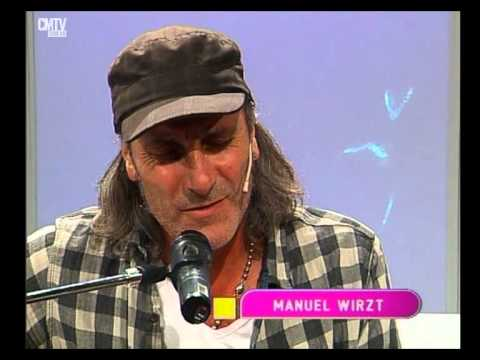 Manuel Wirzt video Tarde - Estudio CM - Mayo 2015