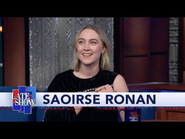 İngilizce'de Saoirse Video Telaffuz