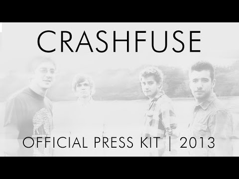 CrashFuse - New Album Trailer